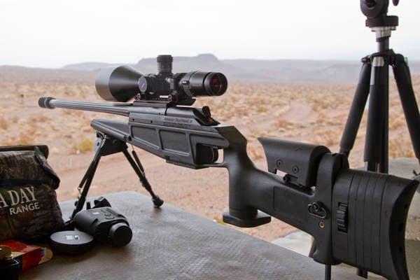 Blaser francotirador R93 LRS-2 / Blaser Tactical-2 (Alemania)