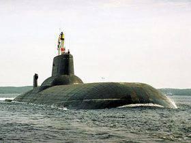 """Le NPS """"Severodvinsk"""" part en mer pour des tests"""