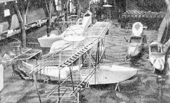 17 Juillet. Anniversaire de l'aviation navale de la marine russe