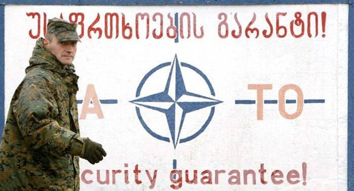 НАТО обоснуется на Кавказе