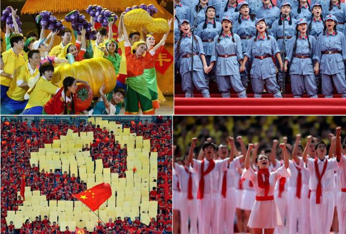 90 Anniversary of the Chinese Communist Party