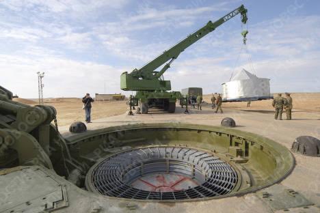 Satan's Successor Will Get 15 Nuclear Warheads