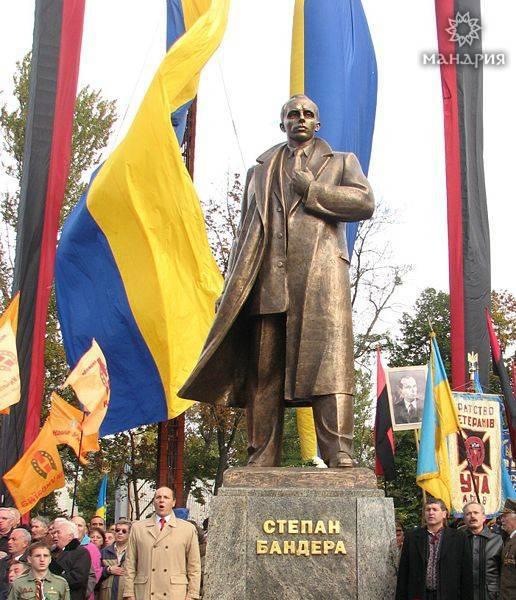 "Bandits Bandera again recognized as ""heroes"""