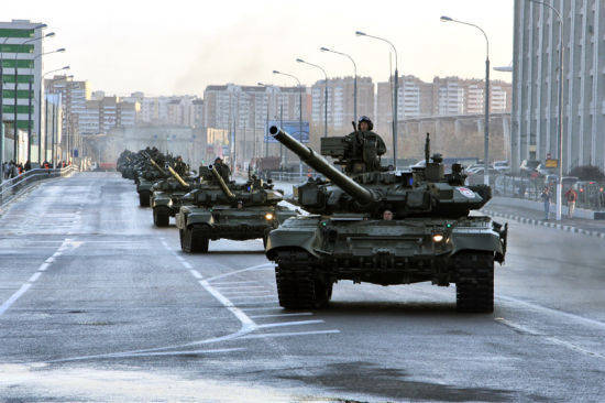 Why did Russia adopt an ambitious rearmament plan? - Chinese web portal