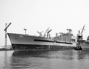 ABD Donanması tankerleri hurdaya gönderilecek tek bir gün hizmet etmiyor