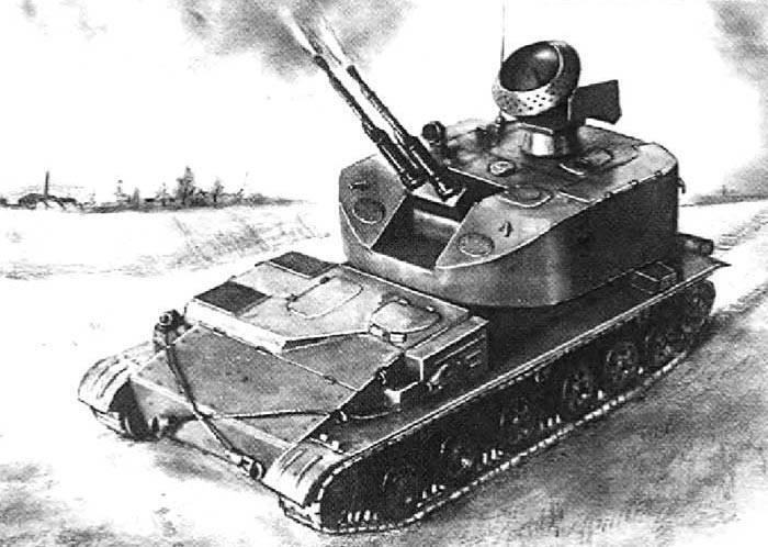 "ZSU-37-2"" Yenisei""。 不是"" Shilka""单曲"