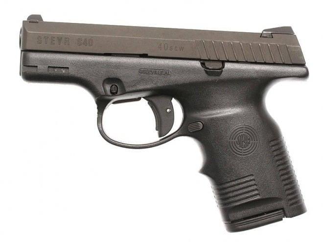 "Pistol ""Shteyr M"" (Steyer M), Austria"