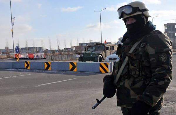 Kazakhstan in the face of a terrorist threat