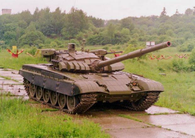Tanques de batalla principales (parte 13) - T-72M2 Moderna (Eslovaquia)