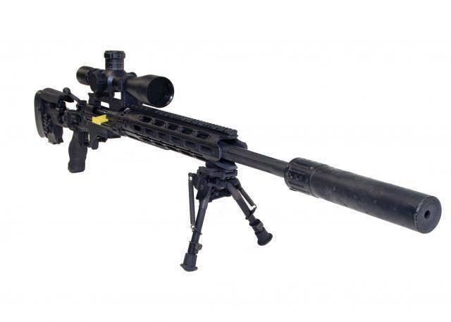 XM2010 Gelişmiş Keskin Nişancı Tüfeği / M2010 ESR Keskin Nişancı Tüfeği (ABD)