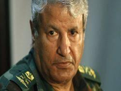 利比亚反政府武装的领导人遇害