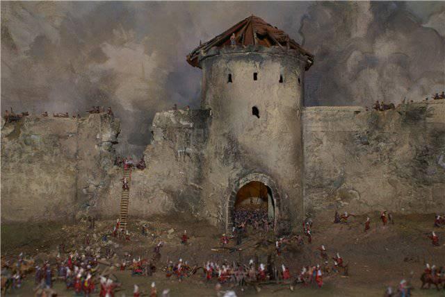 L'exploit immortel des Cosaques du Don et de Zaporizhzhya: siège de siège d'Azov. Partie 2