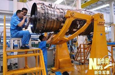 Space and aircraft engines. Chinese paradox