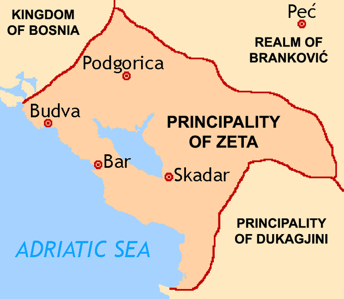 Montenegro: the past and the modern crisis of self-determination