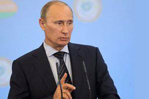 Putin ordered to conclude contracts on the state defense order until the autumn