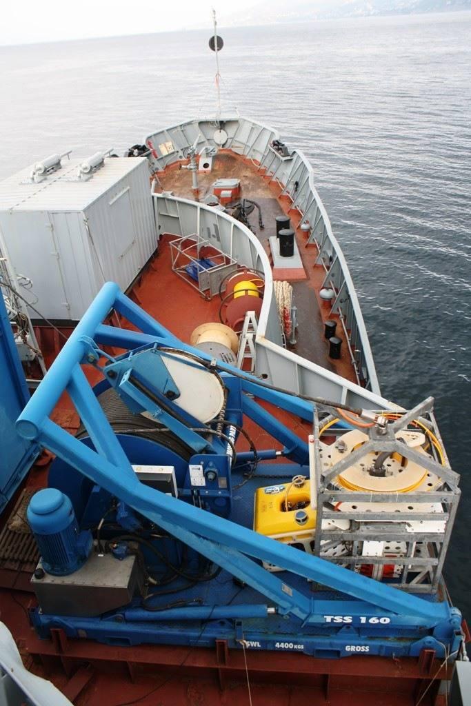 Des robots britanniques servent maintenant sur la flotte russe de la mer Noire