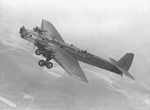 ТБ-3 – небесный тихоход