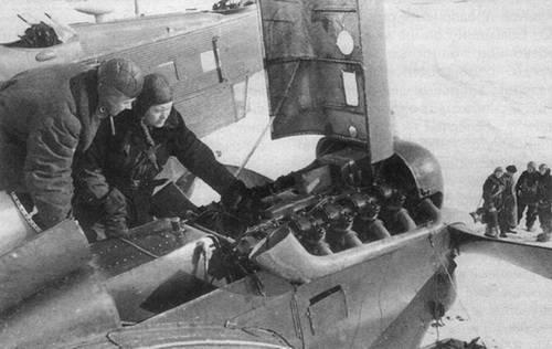 ТБ-3 – небесный тихоход.