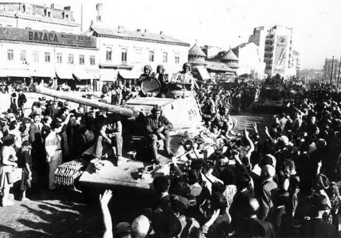 """Провал планов """"Великой Румынии"""": Румыния против СССР."""
