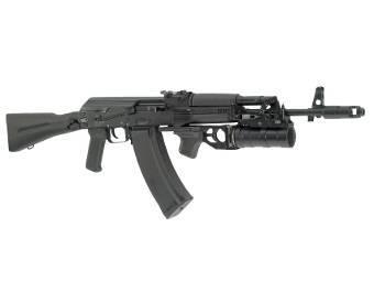 "Azerbaijan launched mass production of AK-74M ""Khazri"""
