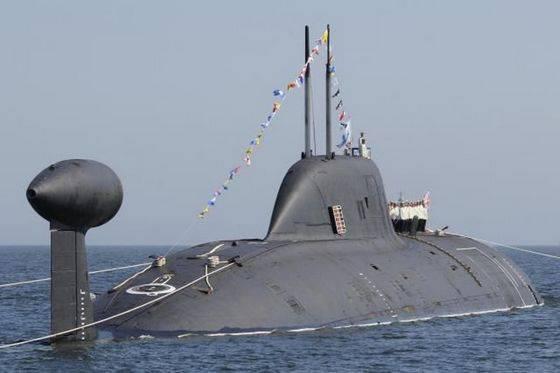 Des experts ont appelé au tribunal un motif inattendu de la mort de marins 20 sur le sous-marin Nerpa - un gaz toxique à voir avec