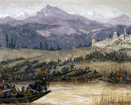 Каспийский поход русов 912 года