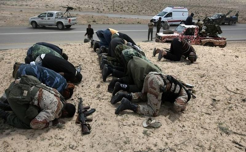 利比亚反政府武装正在酝酿一场裂痕
