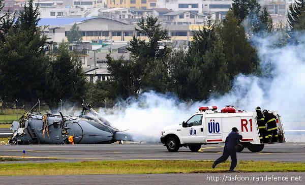 厄瓜多尔可能拒绝印度Dhruv直升机