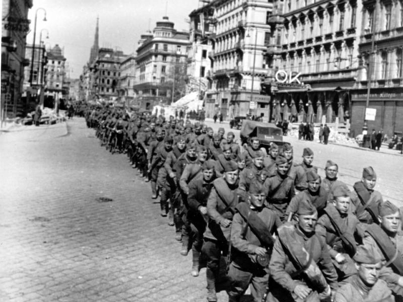 苏联军队解放维也纳是第一次世界大战中最辉煌的行动之一。