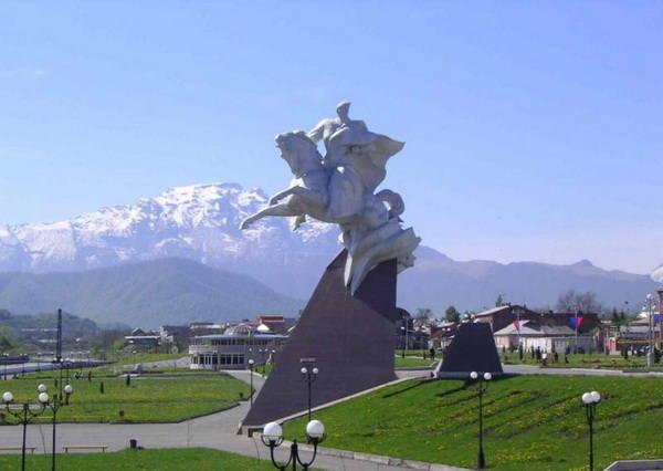 İçeriden Kuzey Kafkasya. Vladikavkaz. Sosyolog Notları