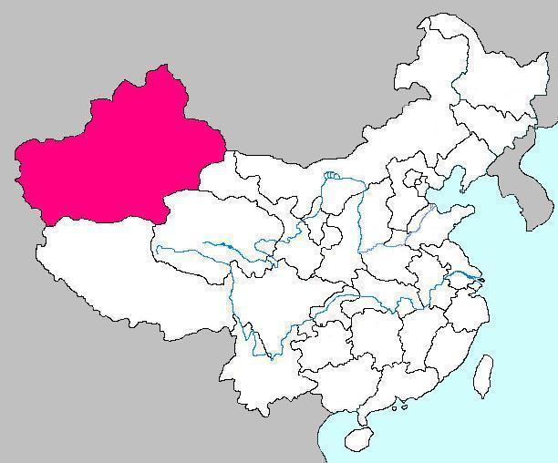 """""""Sincan madeninin"""" yardımıyla Çin'i havaya uçurma girişimleri hakkında"""