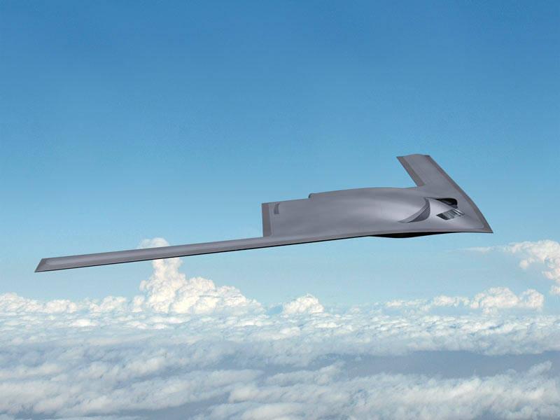五角大楼将继续资助新型轰炸机的创建