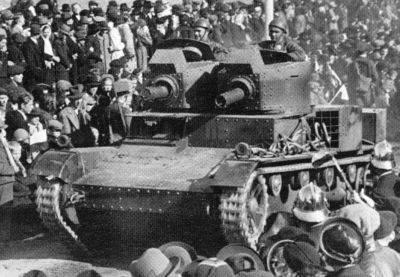 Два хищника - Польша и Германия - против Чехословакии