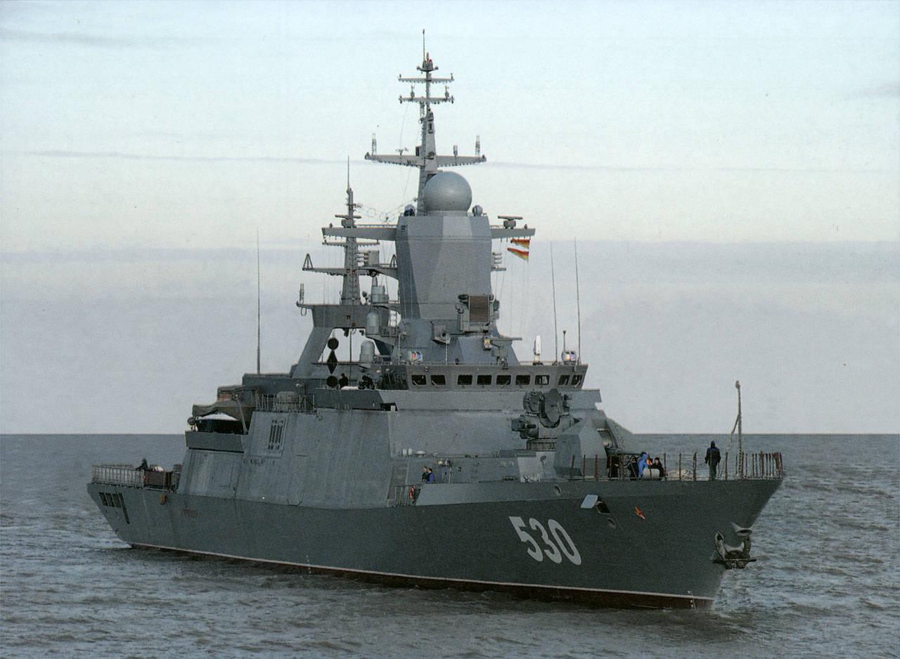 Военно морской флот россии пополнится