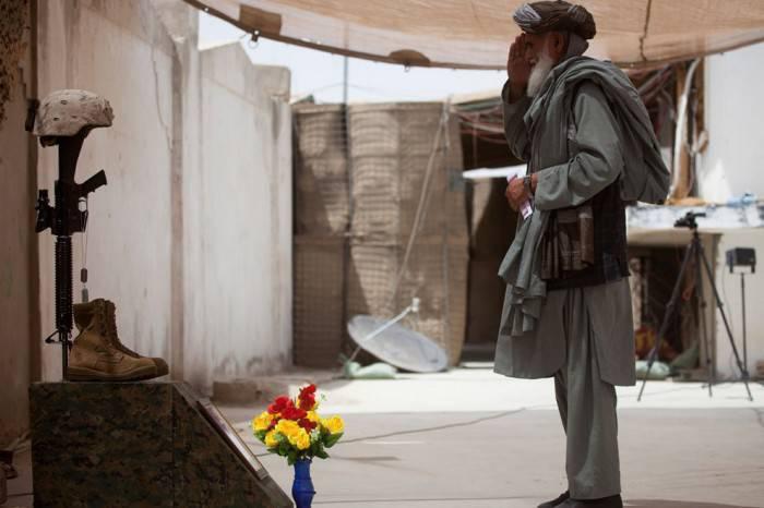阿富汗7月2011