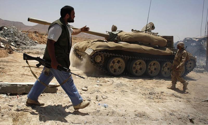 Libyalı zırh