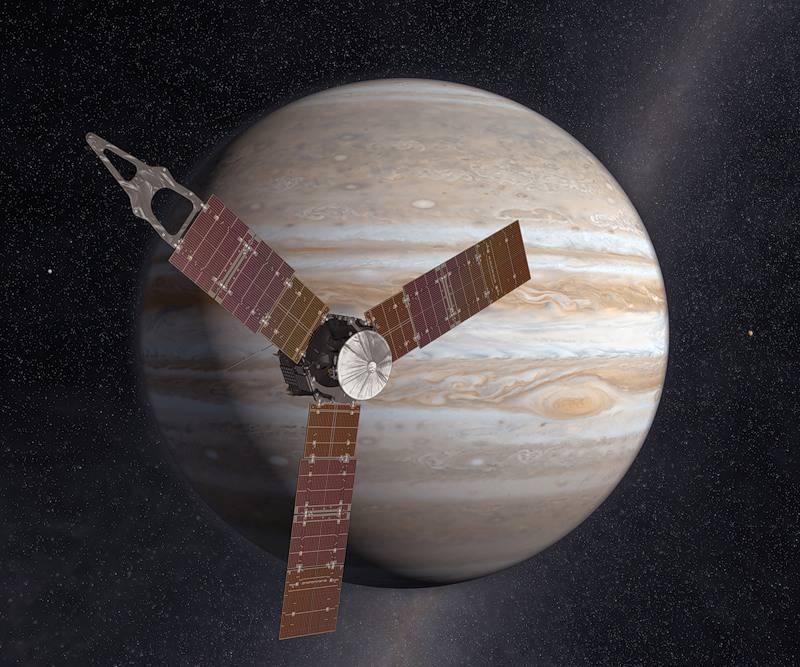 Juno - Yeni Amerikan Uzay Projesi