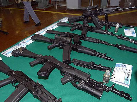 Les citoyens russes ont-ils le droit aux armes? Sondage