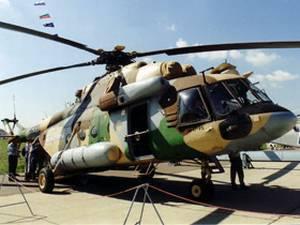 美国完成向伊拉克运送Mi-17