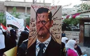 """""""Suriye öldürmeyi ve parçalamayı planlıyor"""""""