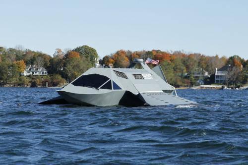 Amerikan JMS şirketi gizli teknenin yaratıldığını açıkladı