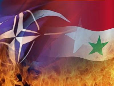 La Turquie se prépare à l'invasion de la Syrie par l'OTAN