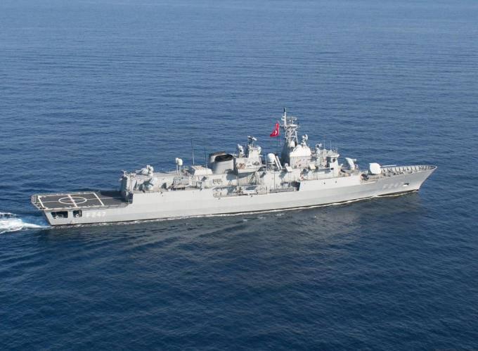 काला सागर थिएटर में नौसेना बल