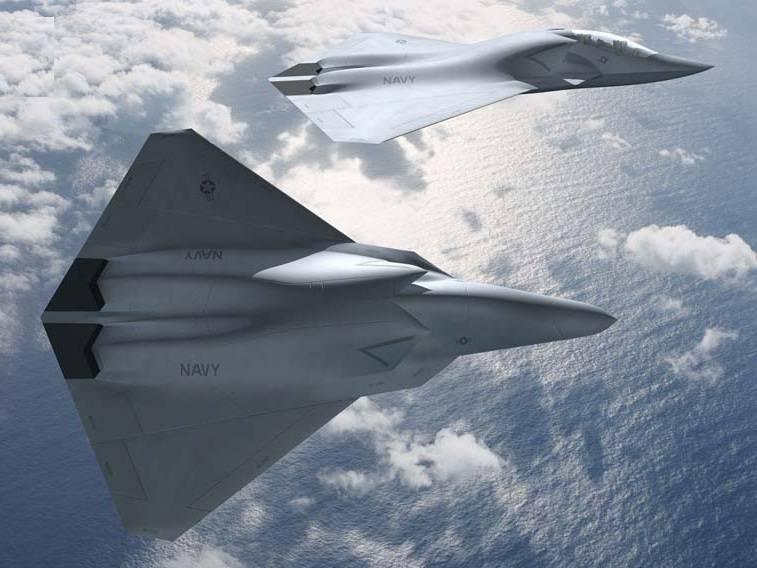 Hybrid fighter will shoot laser beams