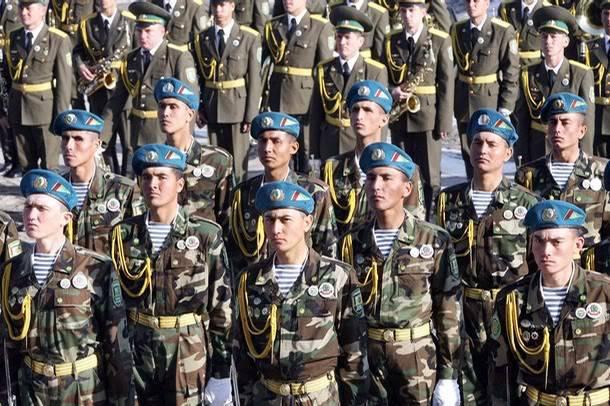 Armée du monde. Forces armées turkmènes