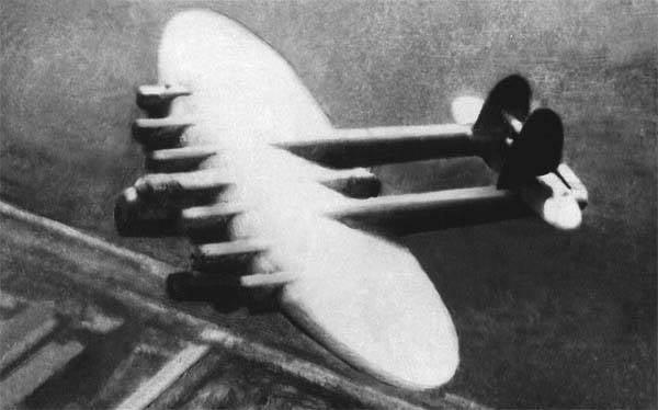 Avion géant K-7