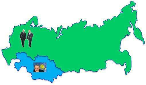 Le Kazakhstan aujourd'hui: que se passe-t-il dans les bas-fonds de la Russie?