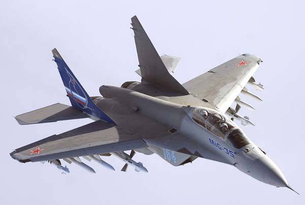 MiG-35D will be adopted by the Russian Air Force