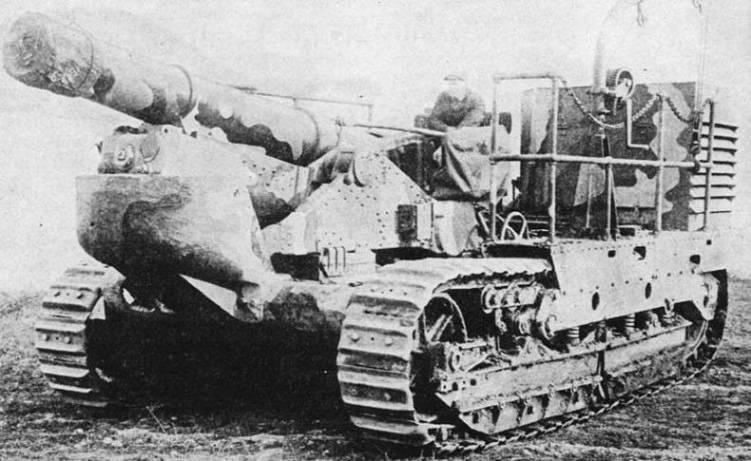 Забытое оружие Великой войны