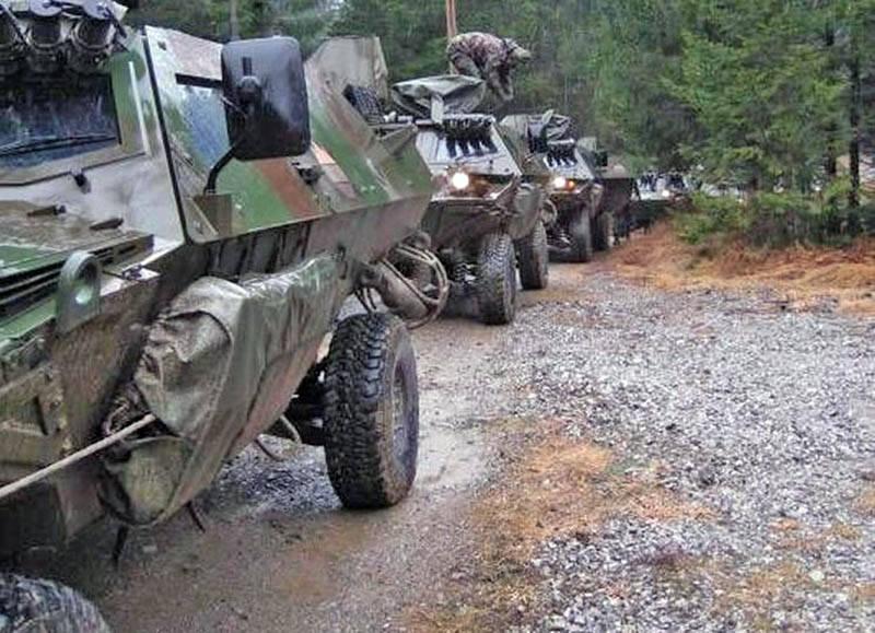 Armée du monde. Forces terrestres turques